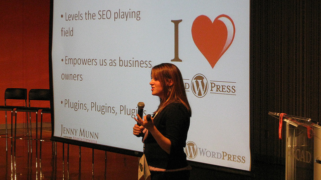 SEO for small business owners - WordCamp presentation