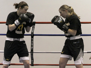 West Point Women's Boxing